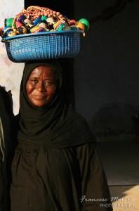 nubia woman