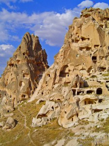 Uchisar Castle 3