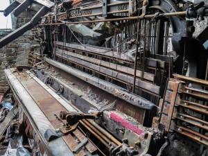 Dressmaking loom