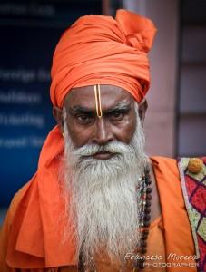 Sadhu at Jaipur