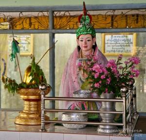 Nat at the Snake Monastery