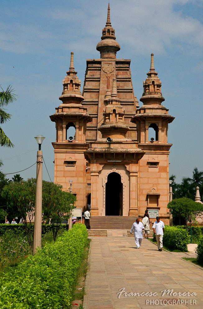 Templo Mulagandha Kuti Vihara