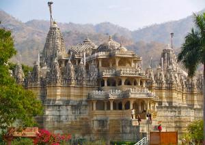 Ranakpur panoramica