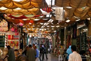 Zoco de Assuan