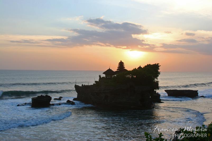 Templo Tanah Lot, en Bali