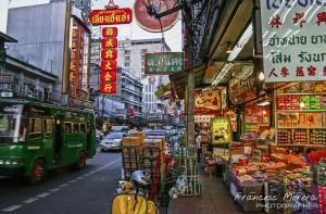 Barrio chino - Yaowarat