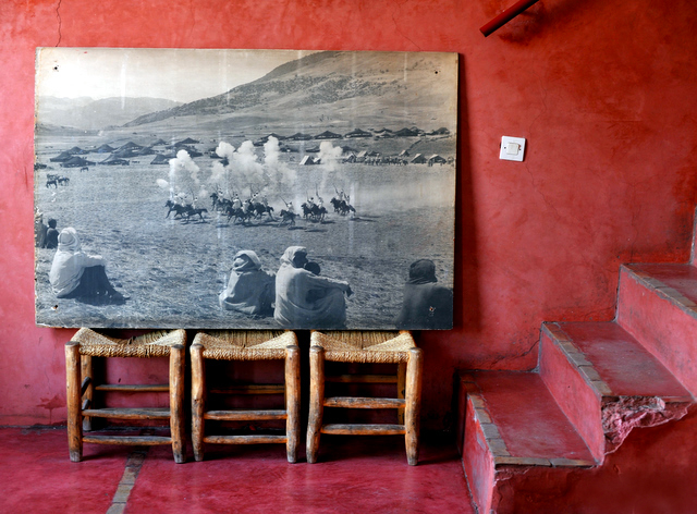 Interior Café de las épices