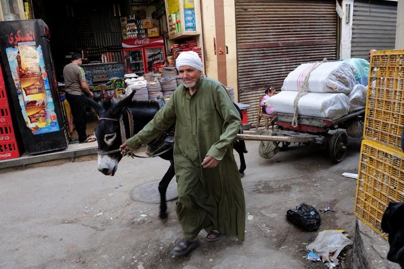 Callejones del Cairo
