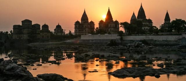 Orchha: idílico cruce de caminos en el Rajasthan