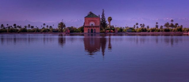 Marrakech, the cultural capital of Morocco