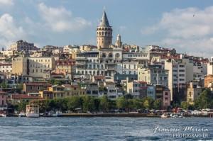 La Torre Gálata. Karaköy