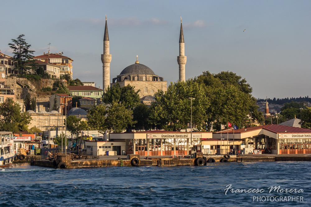 Üsküdar: el barrio asiático de Estambul por excelencia