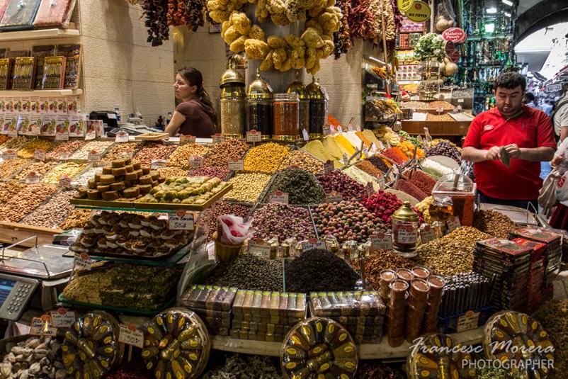 Bazar Egipcio, de las especias