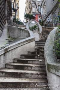 Escalera de Komodo