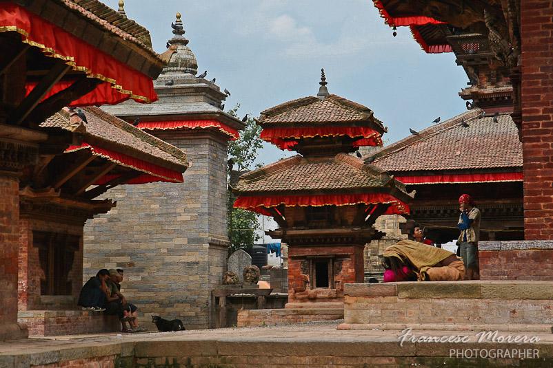 Plaza Durbar en Kathmandu