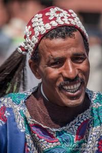Moroccan smile
