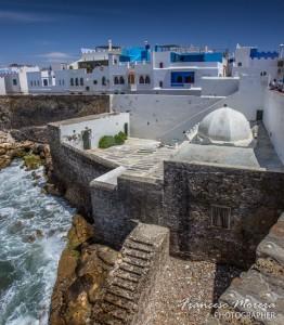 Assilah, murallas y morabito