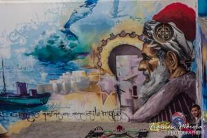 Pinturas murales en Assilah