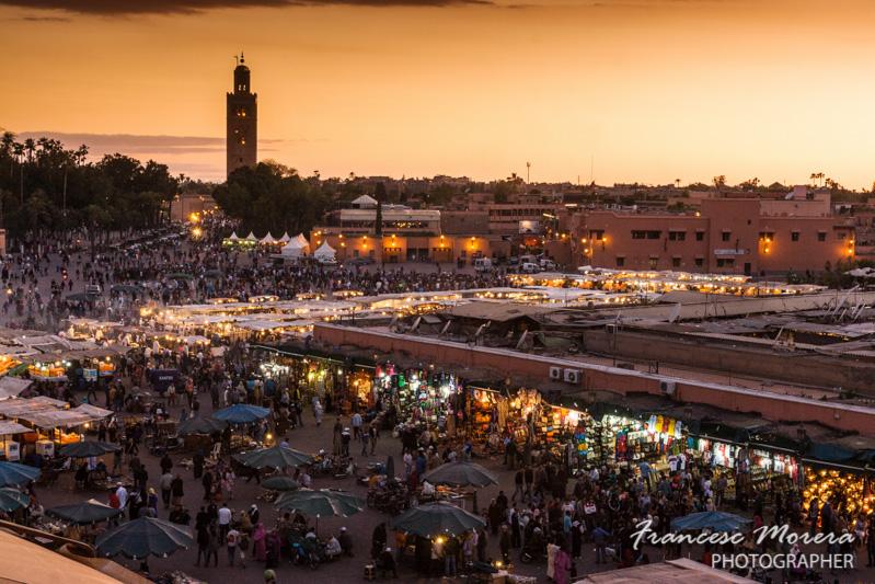 Dentro del laberinto: recorriendo Djemaa-el-Fna y los zocos de Marrakech
