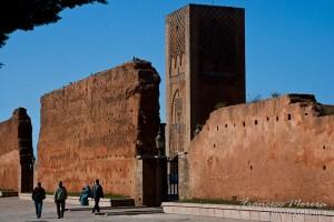 Torre de Hassan II