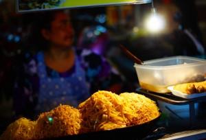 Mercado nocturno Chiang Rai
