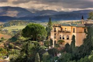 Palacio del Rey Moro by Frank Clemente