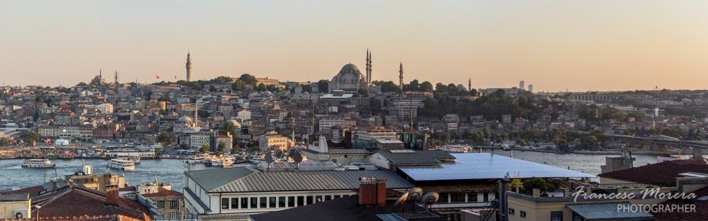 Perfil de Estambul
