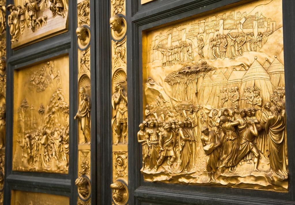 Puertas del Baptisterio