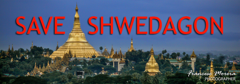 Save Shwedagon