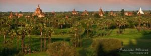 Bagan, una llanura inundada de templos