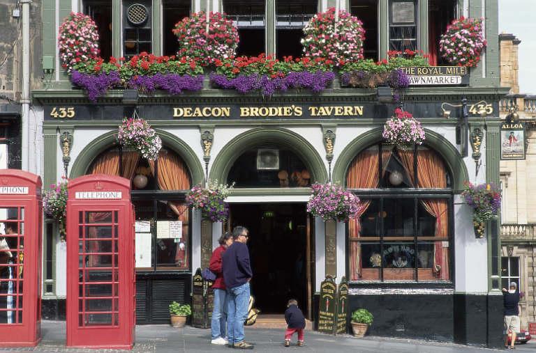 La Taberna de Deacon Brodie's