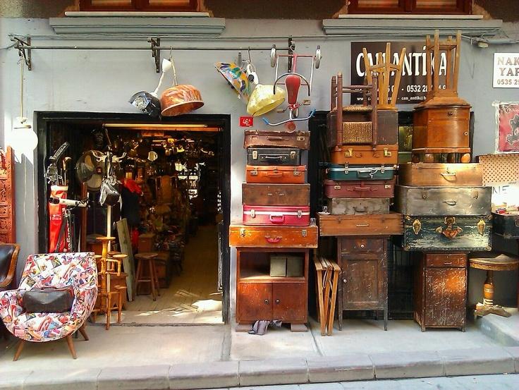 Explorando Çukurcuma: el barrio más bohemio del Estambul Europeo
