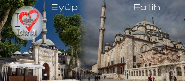 Visitando Eyüp y Fatih, las primeras mezquitas otomanas de Estambul