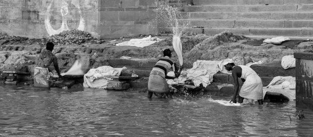 La lenta agonía del Ganges