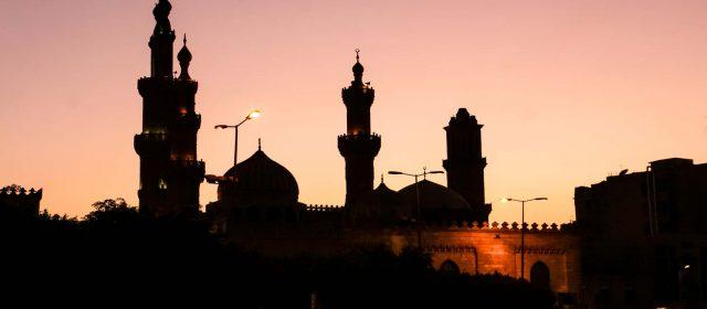 La Mezquita de Al-Azhar, en el Cairo