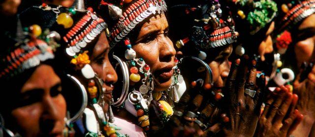 La mirada amazigh