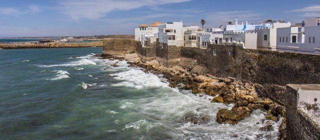 Assilah: la Medina mecida por el Atlántico