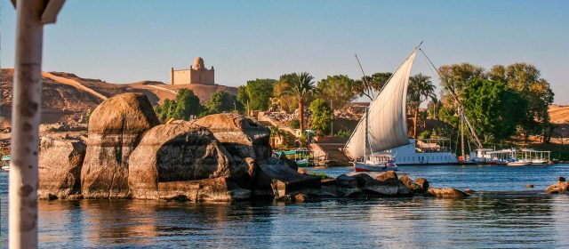 Aswan, guardian of the African dream