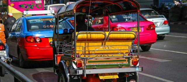 Pinceladas sobre Bangkok: que ver y hacer en una primera visita