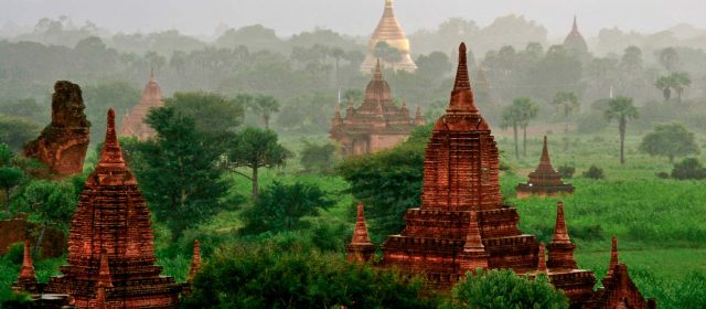 Myanmar, el país de las paradojas