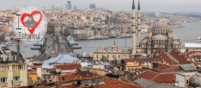 Istanbul: crawling across the rooftops of Büyük Valide Han