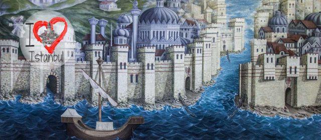 Las cadenas inexpugnables de Constantinopla