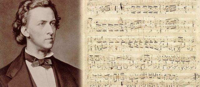 Donde descansa el corazón de Chopin