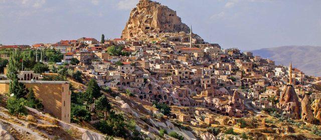 Ciudades subterráneas de la Capadocia