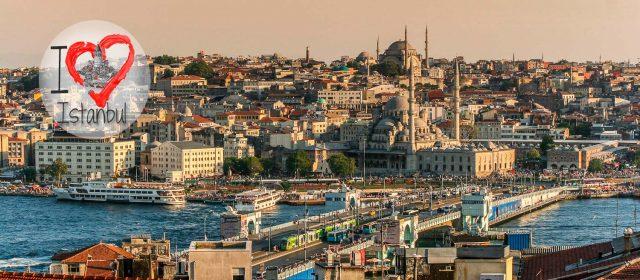 Estambul: ubicando las Siete Colinas de la ciudad de Constantino