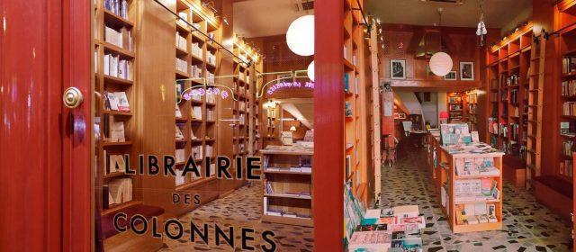 Librería des Colonnes, referencia cultural de Tánger