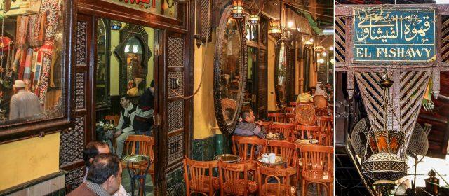 El Fishawy, el café de los espejos