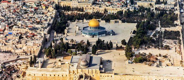 Jerusalén: el Monte del Templo
