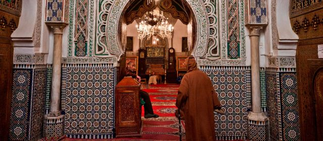 Fez, capital espiritual de Marruecos