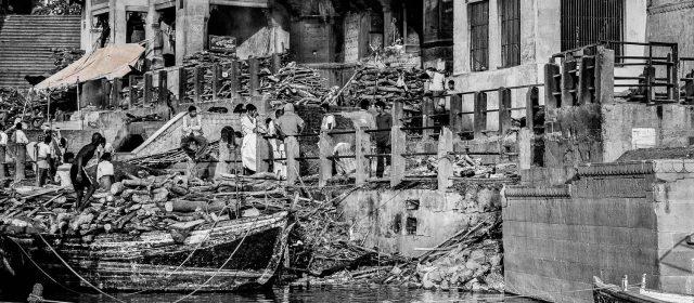 Ganges: el Rio Sagrado